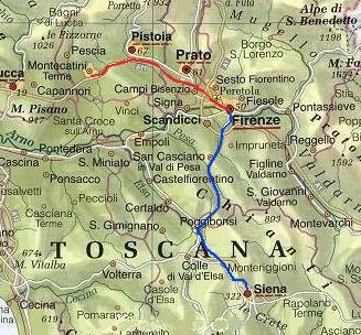 Clic Tuscany And The Treasures of Florence on siena districts, siena in tuscany, siena italy, siena neighborhoods, siena contrade, siena city, siena horse race, siena palio flag elephant,